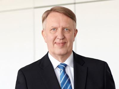 Dr. Michael Radke, Chief Executive Officer der HÖRMANN Holding und der HÖRMANN Industries.